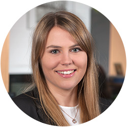 Johanna Brehm - Projektmanagement GLS Logistik Dental Handel